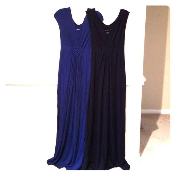 739ef01efdb3c Liz Lange for Target Dresses & Skirts - { Liz Lange } Maternity maxi dress  bundle
